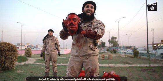 El macabro tributo del ISIS por la matanza de Niza: dos cabezas sangrientas para Mohamed Bouhlel