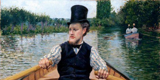Caillebotte, otro impresionista