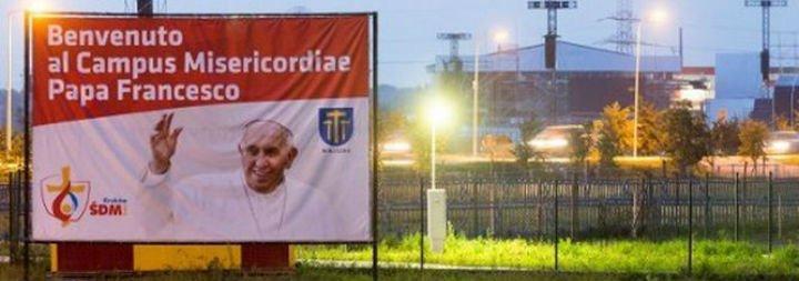 Cracovia se blinda para recibir al Papa Francisco
