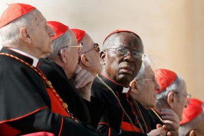 El cardenal Sarah se está metiendo en un lío