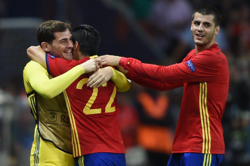 """Del Bosque carga contra Casillas: """"Iker no estuvo bien con el cuerpo técnico en la Eurocopa"""""""
