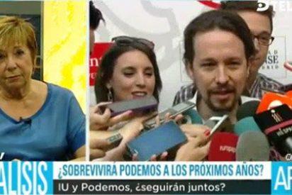 """Villalobos asesta el golpe definitivo a los """"soberbios"""" de Podemos: """"Bienvenido, Señor Iglesias... ¡A la casta!"""""""