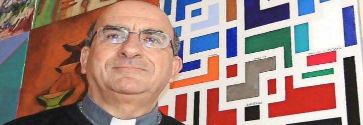 La ruta artística del arzobispo Chomalí