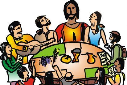 La comensalidad de los discípulos de Jesús