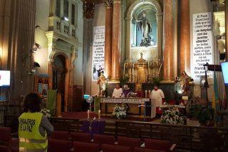 El Padre Ángel ofrece la iglesia de San Antón para rezar por las víctimas de la masacre de Niza