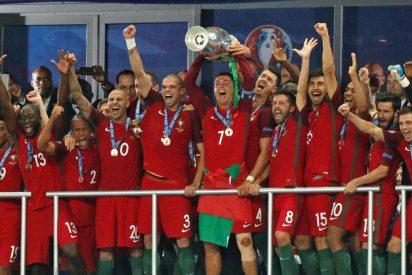 9.824.000 espectadores (57,1%) siguen la victoria de Portugal en la prórroga de la final de la Eurocopa