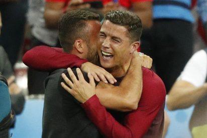"""Cristiano Ronaldo: """"Es un momento inolvidable y único"""""""