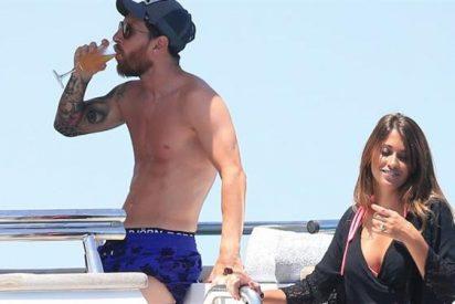 Cristiano Ronaldo y Lionel Messi, a un paso de encontrarse en Ibiza
