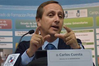 """Carlos Cuesta: """"En España se ataca al empresario, se le tilda de rico como si eso fuese una maldad"""""""