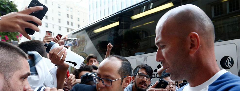 Cumbre en EEUU para cerrar el primer galáctico del Real Madrid