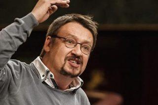 El candidato podemita a presidente del Congreso meterá el catalán en la Cámara