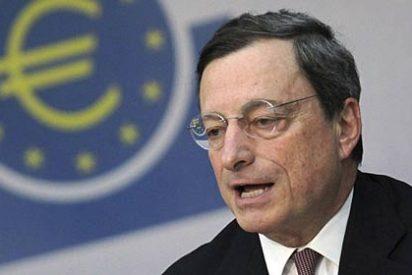 El euro espera a Mario Draghi por debajo de 1,10 dólares