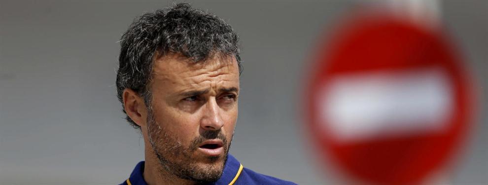 ¡Drama! La lista de fichajes de Luis Enrique que el Barça no puede pagar