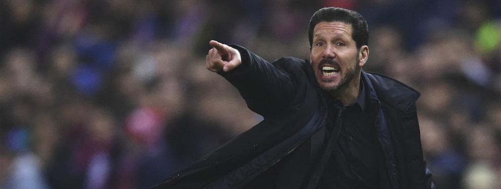 El Atlético de Madrid pone en marcha su plan B para reforzar la delantera