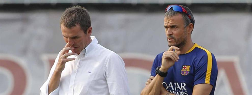 El Barça ata al hijo de un crack con pasado azulgrana