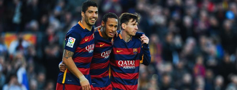 El Barça define sus dos fichajes para apuntalar la delantera