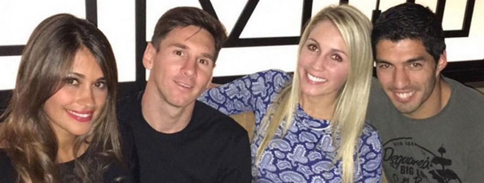 El clan que forman Messi y Luis Suárez deja a Neymar de lado