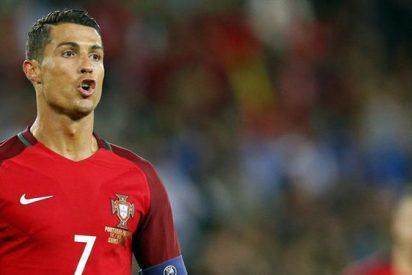¡El contundente mensaje de Cristiano Ronaldo a André Gomes!