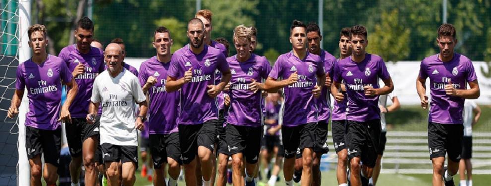 El crack del Madrid que comunica su salida al club