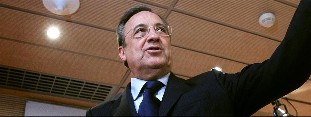 El fichaje sorpresa de Florentino Pérez para el Real Madrid