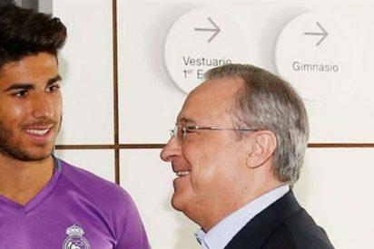 El gesto de confianza del Real Madrid con Marco Asensio