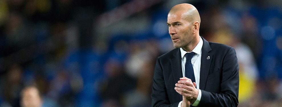 El gran peligro que se cierne sobre la pretemporada de Zinedine Zidane