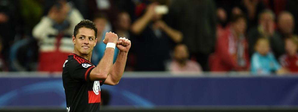 El impacto de Chicharito y los latinos en la Bundesliga