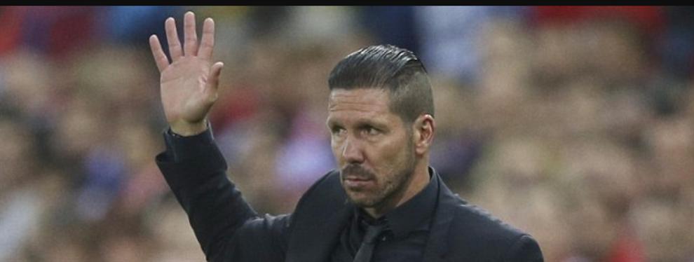 El jugador que Simeone no se puede quitar de encima porque nadie lo quiere