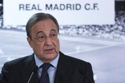 El lunes empieza el gran desafío de Florentino Pérez