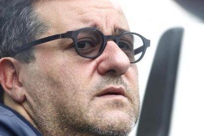 El Málaga busca otro delantero y negocia con el hiperactivo Mino Raiola