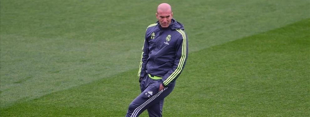 El marrón que tendrá que tragarse Zinedine Zidane durante la pretemporada