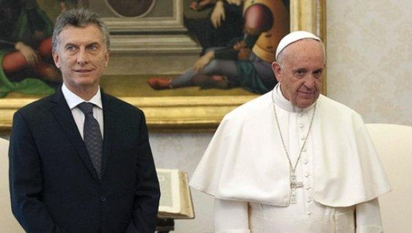 Macri y Francisco volverán a encontrarse el próximo 17 de octubre