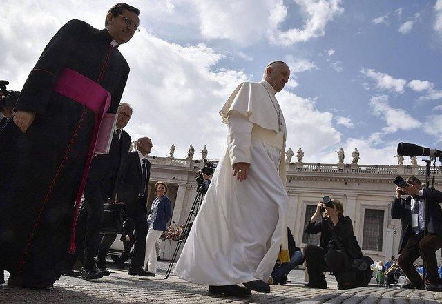 El Papa renuncia a sus vacaciones por quinto año consecutivo