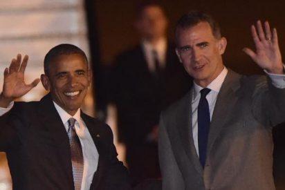 Bienvenido Mr Obama: Villar del Río, capital Madrid
