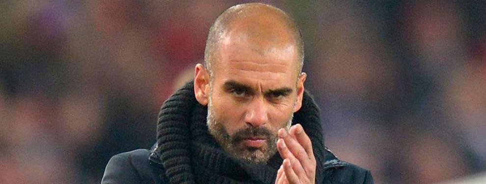 El primer gran regalo que le dará el City a Guardiola