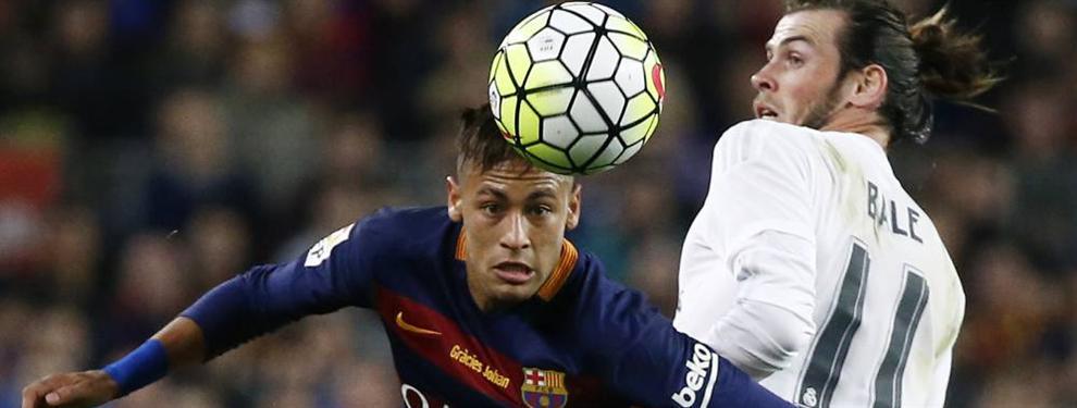 El Real Madrid descorcha el champán por la renovación de Neymar