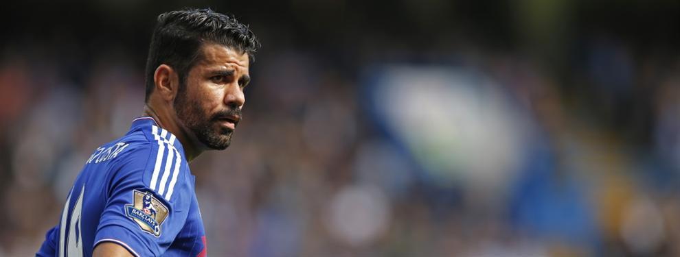 El tapado del Atlético para cubrir el último fracaso en la compra de Diego Costa