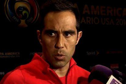 El tapado en la agenda del Barça para suplir a Bravo en la portería