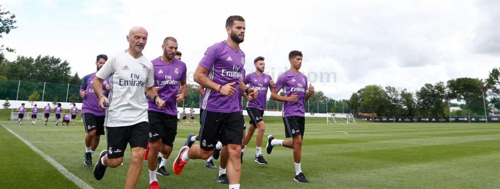 El tapado en la lista de fichajes del Real Madrid