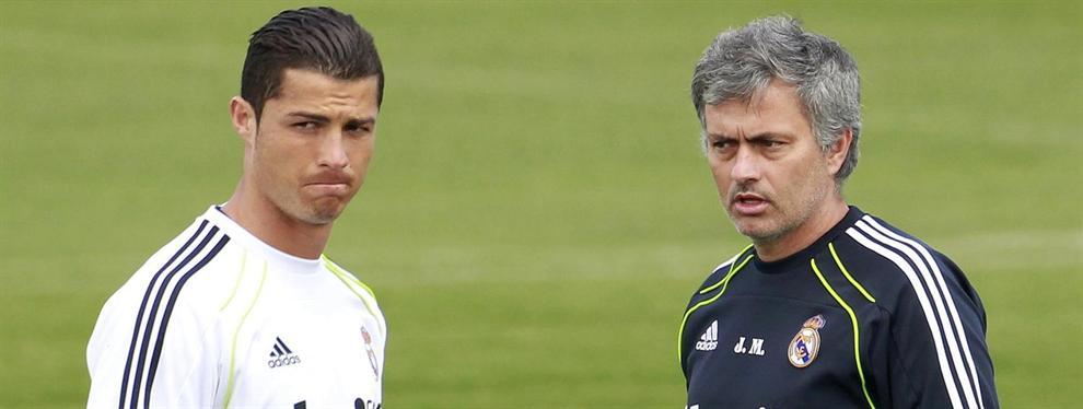 El último zasca de José Mourinho a Cristiano Ronaldo