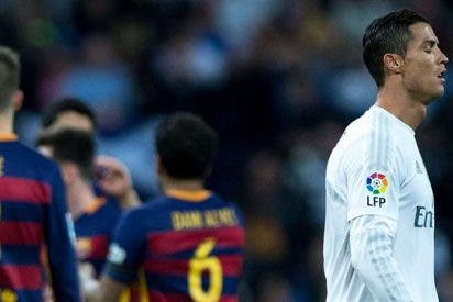 En el Barça alucinan con la campaña para que Cristiano gane el Balón de Oro