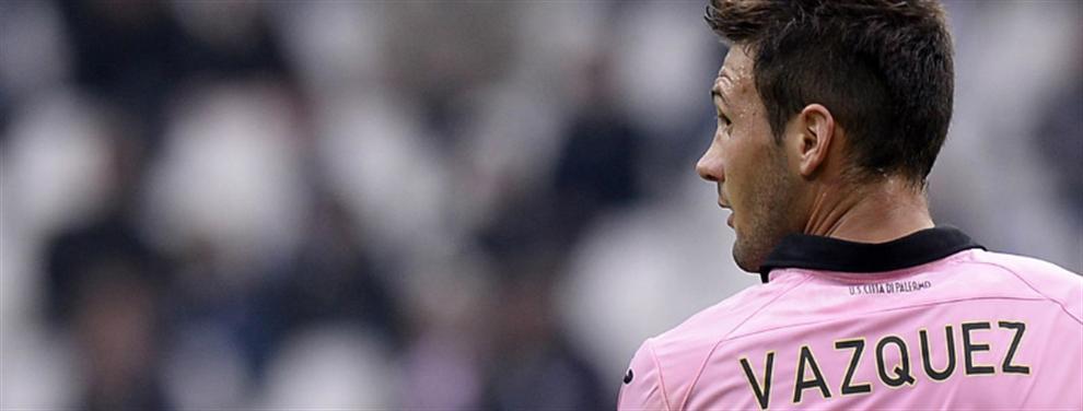 En silencio, el Mudo Vázquez se muda a un club grande de España