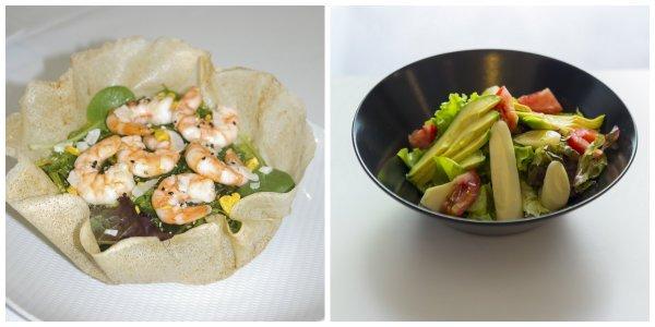 Seis opciones para que no te pierdas las mejores ensaladas de Madrid