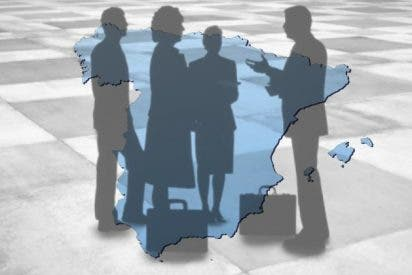 El paro baja en España en 216.700 personas y se queda en una una tasa del 20%