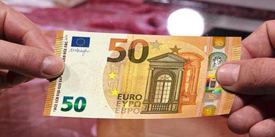 Este es el nuevo billete de 50 euros que entrará en circulación en 2017