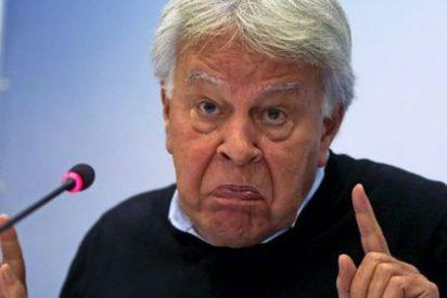 Felipe González propone al PSOE de Pedro Sánchez que acepte negociar con Mariano Rajoy