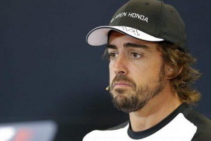 """Fernando Alonso: """"Somos más competitivos, pero no teníamos ritmo para acabar en los puntos"""""""