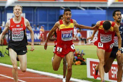 Fifa y Mechaal, oro y plata en 5.000 en el Europeo de Atletismo