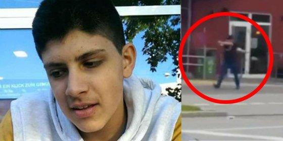El asesino de Múnich se hizo pasar por una chica en Facebook y ofrecía comida gratis de McDonald's
