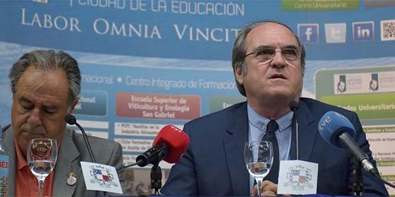 """El rotundo mensaje de Gabilondo: """"Hace falta menos engreimiento en política"""""""
